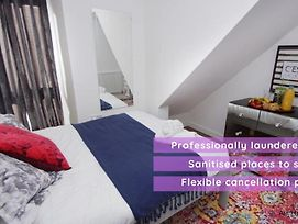 Air Host And Clean - Hornsey Place - Sleeps 9 - Heart Of Anfield photos Exterior