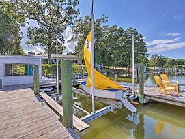 New! Waterfront Haven With Private Dock & Kayaks! photos Exterior