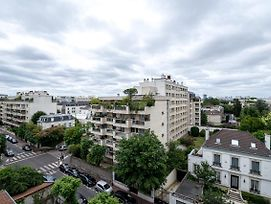 Bright Apt With Balcony In Saint Mande photos Exterior