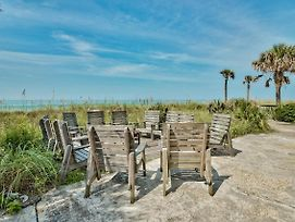 Sand Blast - Lovely Beachfront Home With Tons Of Space! photos Exterior