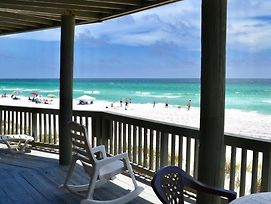 Panorama - Upper - Beautiful Beachfront Home! Rent One Level Or Two! photos Exterior