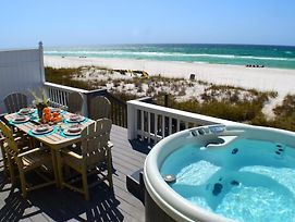 A View To Sea! West End! Sleeps 14! Hot Tub! photos Exterior