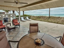 Life'S A Beach! Beautiful Private Beachfront Home! Tons Of Space! 2 Greatrooms! photos Exterior