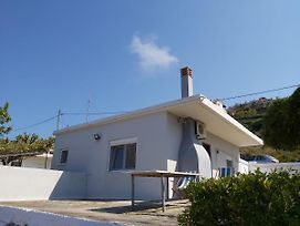 Classic Cottage In Mourteri With Fireplace photos Exterior