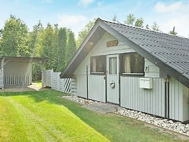 Three-Bedroom Holiday Home In Ansager 18 photos Exterior