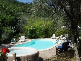 Heritage Villa In Poggio Alla Croce With Swimming Pool photos Exterior
