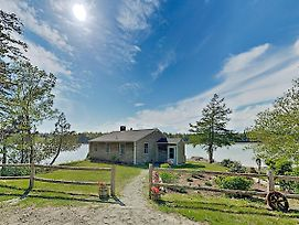 New Listing! Waterfront Cottage Near Acadia Park Cottage photos Exterior