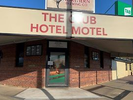 Club Hotel Motel Roma photos Exterior