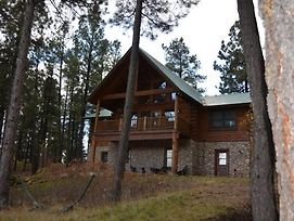 Log Home, Heavily Treed, On 3Ac Views Sleeps 8 photos Exterior