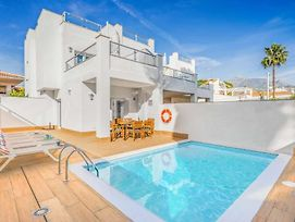 Nerja Villa Sleeps 6 With Pool Air Con And Wifi photos Exterior