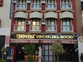 Hostal Virgen Del Rocio photos Exterior