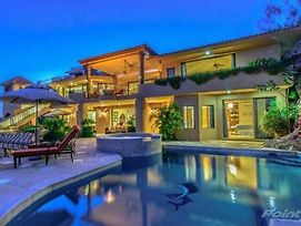 Luxury Villa In Pedregal -Incredible Views- Walk To Town! photos Exterior