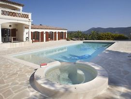 Luxury Villa In Sainte-Maxime With Swimming Pool photos Exterior