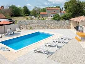Tranquil Holiday Home In Labin With Private Swimming Pool photos Exterior
