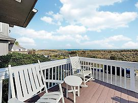 New Listing! Oceanfront Getaway - Steps To Sand Home photos Exterior