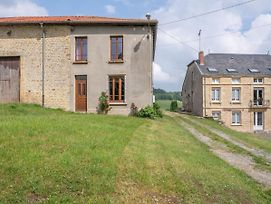 Vintage Holiday Home With Private Garden In Nouart photos Exterior