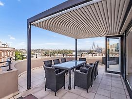 Pyrmont Darling Harbour Modern 3 Bed Penthouse Apartment photos Exterior