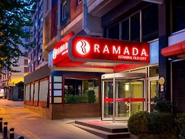 Ramada By Wyndham Istanbul Old City photos Exterior