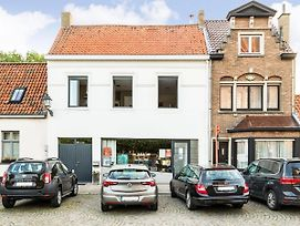 Cosy Apartment In Lissewege Near Bruges River photos Exterior
