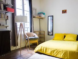 Beautiful Apartment 500M From Buttes Chaumont photos Exterior