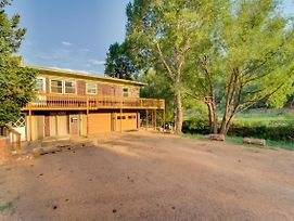 7 Bedroom On The Side Of Pikes Peak On A Mountain Stream photos Exterior