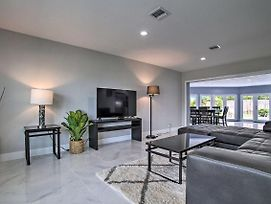 Ft Lauderdale Home With Own Pool Less Than 3 Mi To Beach photos Exterior