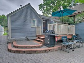 Creekside Home With Patio, Walk To Manitou Incline! photos Exterior