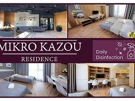 Micro Apartments Kazou Residence photos Exterior