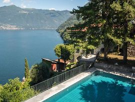 Cozy Apartment, Park And Pool Overlooking The Lake! 15 Km To Bellagio, 15 Km To Como! photos Exterior