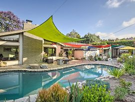 Luxury Oasis With Hot Tub, Fire Pit And Pavilion! photos Exterior
