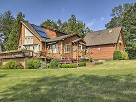 Hilltop Gerrardstown Home With Mtn View And Deck! photos Exterior
