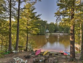 Lake House Hideaway With Hot Tub And Boat Dock! photos Exterior