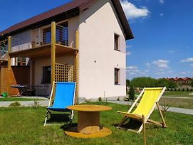 Awesome Home In Sarbinowo W/ Wifi And 1 Bedrooms photos Exterior