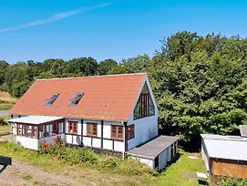 Holiday Home Gudhjem Xxxi photos Exterior