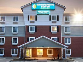 Woodspring Suites Raleigh Northeast Wake Forest photos Exterior