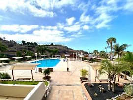 Luxury Apartment With Pool And Views In Los Gigantes, Tenerife South photos Exterior