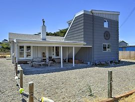 Bandon Home: Ocean View, Steps To South Jetty Park photos Exterior