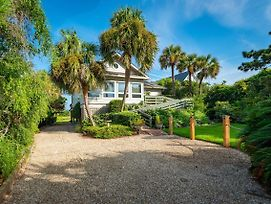 4Br On Beautiful Marsh W Private Dock & Kayaks 4 Bedroom Home photos Exterior