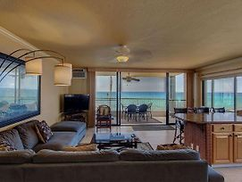 Direct Ocean Front Walk To Town Ac & Wifi Concierge Included photos Exterior