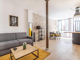 Magnificent Flat In The Heart Of Paris Bastille For 6 Guests! photos Exterior