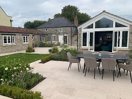 Pretty 5-Bed Coach House In Badgworth photos Exterior
