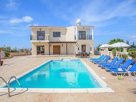 Villa In Pegeia Sleeps 6 Includes Swimming Pool Air Con And Wifi 8 7 photos Exterior