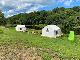 Tentrr Signature - Lakeside Tents In Historic Orchard photos Exterior