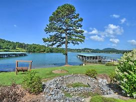 Hiawassee Haven On Lake Chatuge With Boat Slip photos Exterior