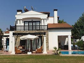 Antalya Belek Private Villa Private Pool Private Beach 3 Bedrooms Close To Land Of Legends photos Exterior