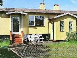Two-Bedroom Holiday Home In Allinge 1 photos Room