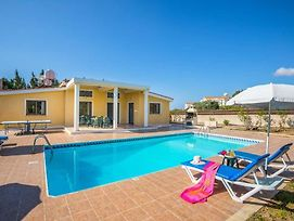 Villa In Pegeia Sleeps 6 Includes Swimming Pool Air Con And Wifi 8 photos Exterior