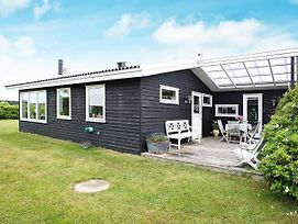 Three-Bedroom Holiday Home In Lokken 77 photos Exterior