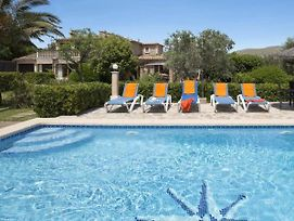 Villa In Cala San Vicente Sleeps 6 Includes Swimming Pool Air Con And Wifi 3 5 photos Exterior