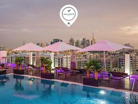 The Canvas Hotel Dubai Mgallery By Sofitel photos Exterior